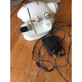 Child's sewing machine