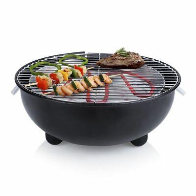 Tristar Barbacoa BBQ Eléctrica de Mesa BQ-2880 1250 W 30 cm de...