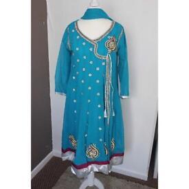 Anarkali churidar BRAND NEW Asian wear