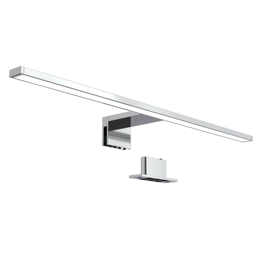 LED Badezimmer Beleuchtung Bad Spiegel-Leuchte Aufbau-Lampe IP44 Schminklicht 8W
