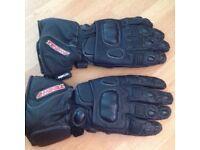 Motorbike Gloves Tech 7 Men's XL