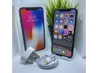 iPhone X 64gb Space Grey Great Condition - Network Unlocked