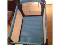 Graco travel cot for £20