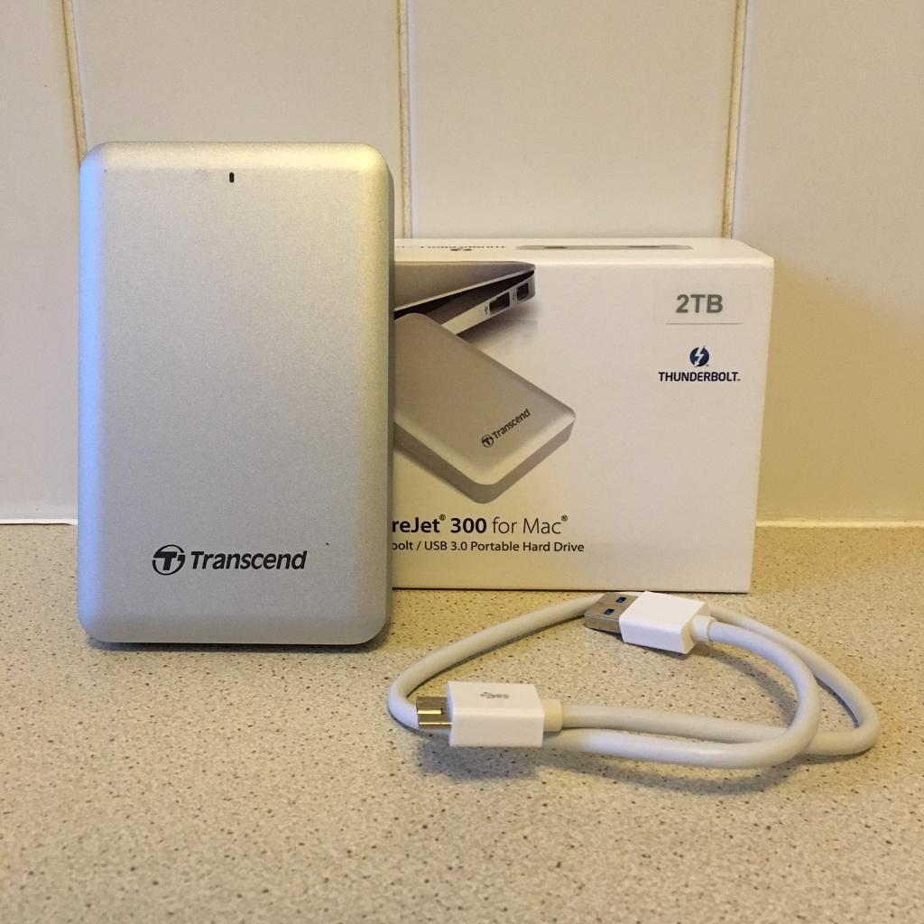 Transcend Storejet 300 2tb Portable Hard Drive In Highgate London Hardisk Eksternal 2 Tb