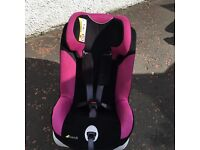 Hauckt Varioguard Combination (foreword Or Rear Facing) Car Seat With Isofix