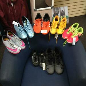 Soccer Shoes and Cleats!