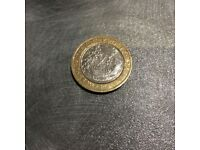 The £2 Mary Rose Commemorative Coin - still very hard to find