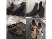**RIVER ISLAND SANDLES/BOOTS**