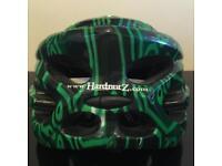 Hardnutz bike helmet