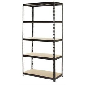 5 tier shelving unit