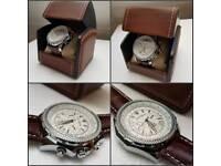 Men's Large Faced LA BANUS Chronograph wristwatch (New)