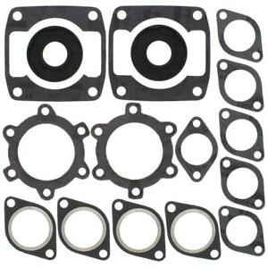 Complete Gasket Kit w/ Oil Seals Arctic Cat PANTHER 4000 440cc 1976 1977 1978