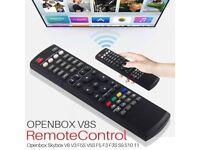 Original Remote Control For OPENBOX OVERBOX LIBERTVIEW SKYBOX V5 F5S V8 V7 S9 S10