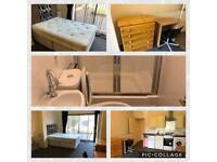 Bills included One Bed Studio Flat Edgbaston Birmingham UOB BCU University