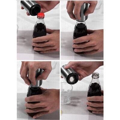 Apri apribottiglie automatico per bottiglia di birra, apribottiglie