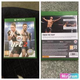 Xbox One - UFC2