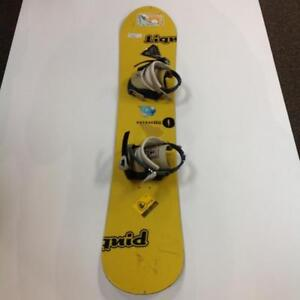 Liquid Hot Rod Snowboard with Bindings (1TPWBY)