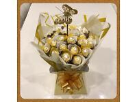 ❤️🎉Large Ferrero Rocher Bouquet 🎉❤️