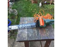 Black & Decker hedgetrimmer