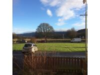 Drumnadrochit. Two bedroom family home.Front and back garden and beautiful views