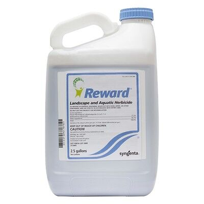 Reward Landscape And Aquatic Herbicide 2 5 Gls Diquat For Ponds Lakeshore Areas