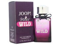 Joop Miss Wild! Eau de Parfum Spray 50ml - BRAND NEW & SEALED