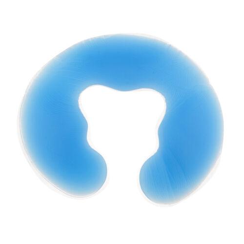Gesicht-Gelkissen für die Kopfstütze oder Nasenschlitze der Massageliege