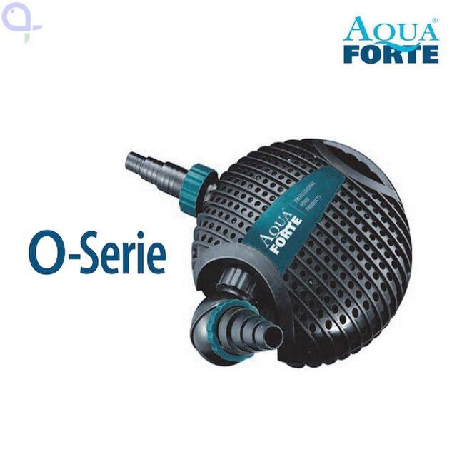 AquaForte O-Serie + Zubehör Teichpumpe Filterpumpe Skimmer Bachlaufpumpe