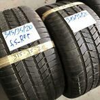 2 x Pirelli Scorpion 315-35-20 RFT Winterbanden 5,5mm