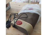 Infa Red Massage Cushion new and boxed
