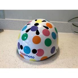 Child's kiddi Moto bike/scooter helmet