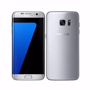 Samsung Galaxy s7 Silver UNLOCKED ( including Wind / Freedom ) MINT 10/10 /w charger and MINT otterbox $400 FIRM