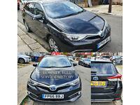 2016(66) Toyota Auris Hybrid Excel Touring Estate Uber Pco Ready