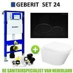 Geberit UP320 Toiletset set24 Wiesbaden Vesta Rimless 52c...