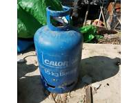15kg Empty Butane Calor Gas Bottle