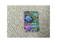 Mega Mewtwo EX Pokemon card