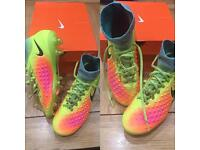 Nike Sock Boots -size 5.5
