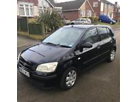 HYUNDAI GETZ 1.1 PETROL FULL M.O.T ONLY 66k MILES , GOOD CITY CAR WITHE EXCELLENT FUEL ECONOMY