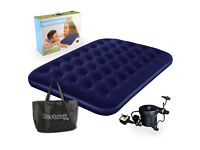 Bestway double airbeds X 2 plus electric pump