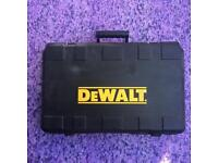 Bargain Brand New 18 Volt Dewalt Combi Kit, Jigsaw, Drill, 3 Batteries & Charger !!!