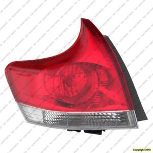 Tail Lamp Driver Side High Quality Toyota Venza 2009-2012
