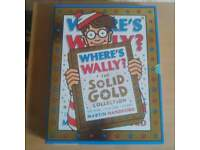 Where's wally the sold gold collection
