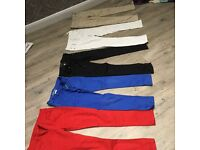 Next girls jeans age 9 to 10 years X5 pairs
