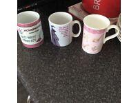 Mugs ( see all pics )