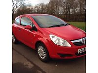 Vauxhall Corsa 1.0i Life 12v , ----- 59 Reg ----- , Excellent Condition