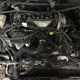 Ford Focus 2.0 Tdci engine and gearbox