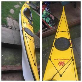 Hv explorer sea kayak