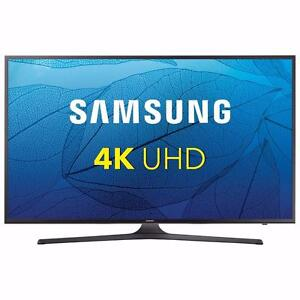 SAMSUNG 50P LED SMART 4K UHD-  UN50MU6300