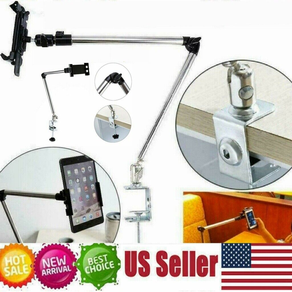 360o lazy tablet holder mount stand flexible