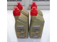 CASTROL Power 1 Racing 4T 5W-40 Oil 4 LITRES (K1200 K1300 K1600 S1000RR R1200)